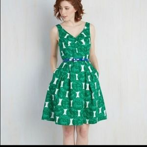 EUC Modcloth All Day Elan dress XL